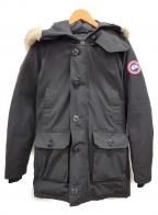 CANADA GOOSE(カナダグース)の古着「ジャスパーダウンジャケット」|ブラック