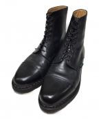 PARABOOT(パラブーツ)の古着「ブーツ」|ブラック
