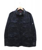 LOVELESS(ラブレス)の古着「M65ジャケット」|ネイビー