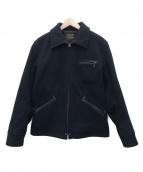cootie(クーティ)の古着「ウールジャケット」 ブラック