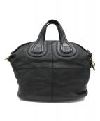 GIVENCHY(ジバンシィ)の古着「ハンドバッグ」|ブラック