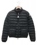 MONCLER(モンクレール)の古着「ライトダウンジャケット」|ブラック