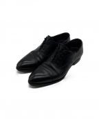 CARMINA(カルミナ)の古着「ストレートチップシューズ」|ブラック