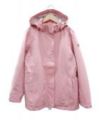 ()の古着「マウンテンパーカー」|ピンク