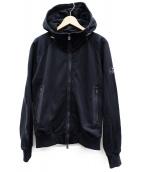 TATRAS(タトラス)の古着「フーデッドジャケット」 ブラック