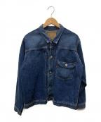 LEVI'S(リーバイス)の古着「90s 復刻デニムジャケット」|インディゴ