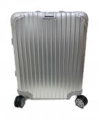 RIMOWA(リモワ)の古着「4輪マルチホイールスーツケース」|シルバー