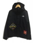THE NORTH FACE(ザノースフェイス)の古着「エクスプロレーションジャケット」|ブラック