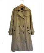 TOMORROW LAND collection(トゥモローランドコレクション)の古着「ライナー付トレンチコート」|ベージュ