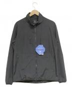 SNOWPEAK(スノーピーク)の古着「ツーレイヤー オクタジャケット」 ブラック