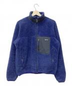 Patagonia(パタゴニア)の古着「クラシックレトロXジャケット」 ブルー