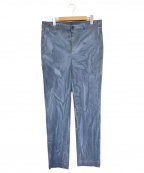 PIGALLE(ピガール)の古着「パンツ」 ブルー