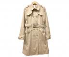 Lois CRAYON(ロイスクレヨン)の古着「トレンチコート」|ベージュ