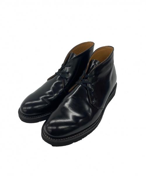 Danner(ダナー)Danner (ダナー) ポストマンレザーブーツ ブラック サイズ:8.5 D214302の古着・服飾アイテム