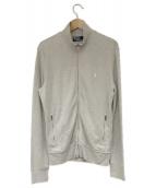 POLO RALPH LAUREN(ポロラルフローレン)の古着「ジップアップジャケット」 グレー