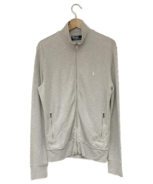 POLO RALPH LAUREN(ポロラルフローレン)POLO RALPH LAUREN (ポロラルフローレン) ジップアップジャケット グレー サイズ:S 175/92Aの古着・服飾アイテム