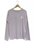 PIGALLE(ピガール)の古着「プリントTシャツ」|パープル