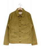 FILSON(フィルソン)の古着「クルーザージャケット」 ブラウン