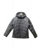 Marmot(マーモット)の古着「中綿ジャケット」 ブラック