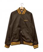 BEN DAVIS(ベン デイビス)の古着「コーチジャケット」|ブラウン