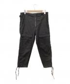 STAMPD(スタンプド)の古着「パンツ」|ブラック