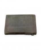 corbo(コルボ)の古着「2つ折り財布」 ブラウン
