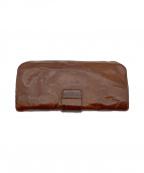HIROKO HAYASHI(ヒロコ ハヤシ)の古着「財布」 ブラウン