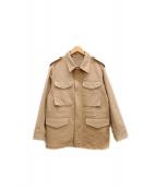 AURALEE(オーラリー)の古着「フィールドジャケット」|ベージュ
