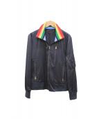 Paul Smith(ポールスミス)の古着「MA-1ジャケット」|ブラック