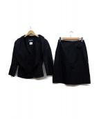 CHANEL(シャネル)の古着「セットアップスーツ」|ブラック
