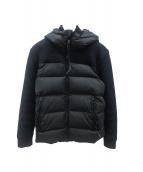 C.P COMPANY(シーピーカンパニー)の古着「ダウンジャケット」|ブラック