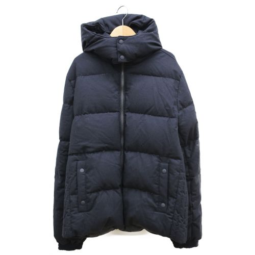 TATRAS(タトラス)TATRAS (タトラス) カシミアウールダウンジャケット ブラック サイズ:Lの古着・服飾アイテム