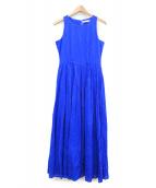 MARIHA(マリハ)の古着「夏のレディのドレス」|ブルー