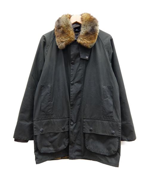 Barbour(バーブァー)Barbour (バブアー) オイルドコート グリーン サイズ:38 冬物の古着・服飾アイテム