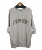 LAppartement(アパルトモン)の古着「3/4 Sleeve Sweat プルオーバー」|ホワイト