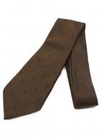 LOUIS VUITTON(ルイ・ヴィトン)の古着「ネクタイ」|ブラウン