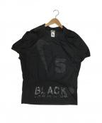 NIKE×BLACK COMME des GARCONS(ナイキ×ブラック コムデギャルソン)の古着「トレーニングウェア」|ブラック