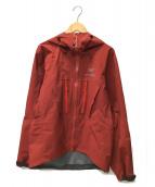 ARC'TERYX(アークテリクス)の古着「アルファSVジャケット2015年モデル」|レッド