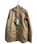 HOUDINI(フーディニ)の古着「コーナージャケット」|ブラウン