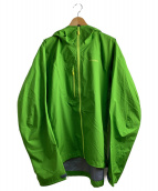 NORRONA(ノローナ)の古着「マウンテンパーカー」|黄緑