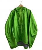 norrona(ノローナ)の古着「マウンテンパーカー」 黄緑