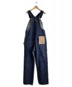 TROPHY CLOTHING(トロフィークロージング)の古着「オーバーオール」|インディゴ