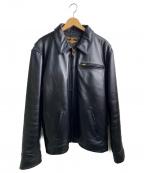 MORGAN MEMPHIS BELLE(モーガン メンフィス ベル)の古着「レザージャケット」|ブラック