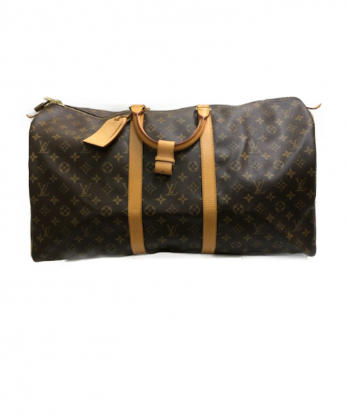 LOUIS VUITTON(ルイヴィトン)LOUIS VUITTON (ルイヴィトン) キーポル55 サイズ:55 モノグラム M41424 定価154.000円 SP0977の古着・服飾アイテム