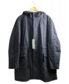 Ordinary fits(オーディナリーフィッツ)の古着「フードコート」|ブラック