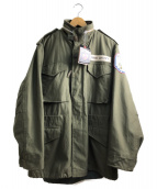 THE REAL McCOYS(リアルマッコイズ)の古着「M65ジャケット」|カーキ