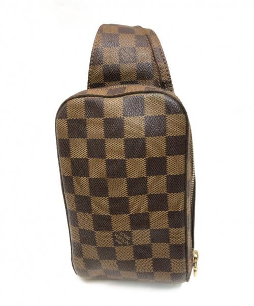 LOUIS VUITTON(ルイヴィトン)LOUIS VUITTON (ルイヴィトン) ジェロニモス サイズ:- ダミエ N51994 定価 128.250円 CA2028の古着・服飾アイテム