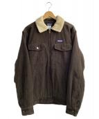 Patagonia(パタゴニア)の古着「ハーベストジャケット」|ブラウン