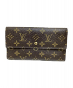 LOUIS VUITTON(ルイヴィトン)の古着「長財布」