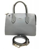 FURLA(フルラ)の古着「2WAYバッグ」|グレー